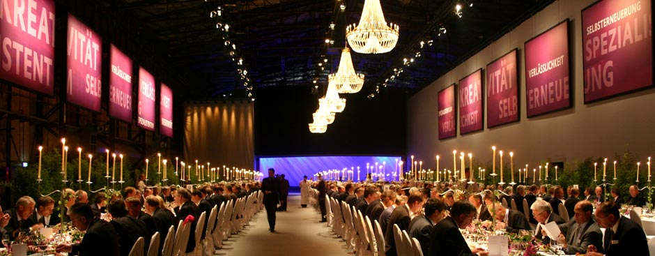 Event Location Kraftzentrale Duisburg | Gourmet Team Catering & Event GmbH