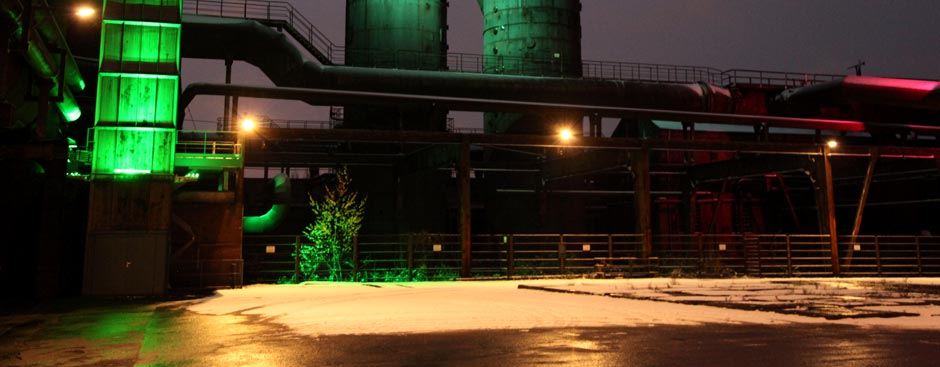 Event Location Landschaftspark Nord | Gourmet Team Catering & Event GmbH