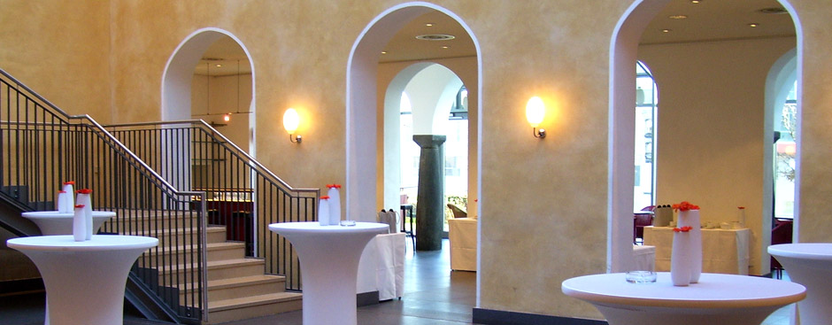 Event Location Zeughaus Neuss | Gourmet Team Catering & Event GmbH