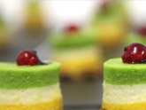 Gourmet Team Catering & Event GmbH | finger food in 3 Farben