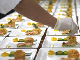 Gourmet Team Catering & Event GmbH | Koch in Aktion