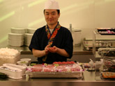 Gourmet Team Catering & Event GmbH | Messe Catering Sushi Koch